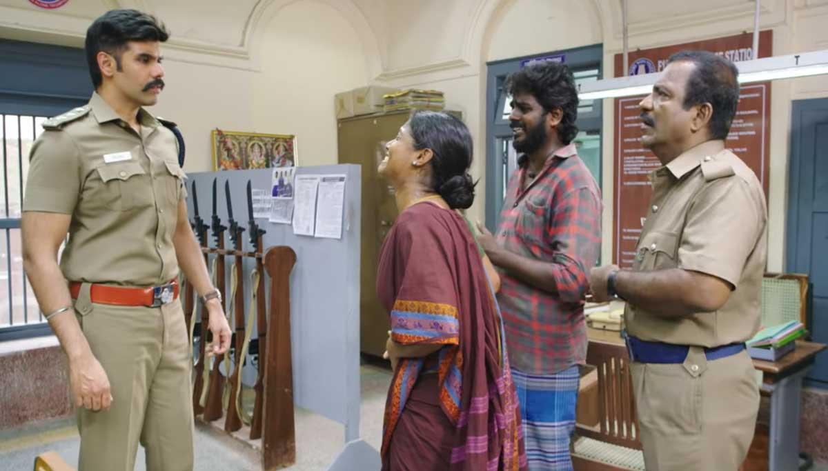வால்டர் தமிழ் படம் (2020) எந்த மாதிரியான படம்