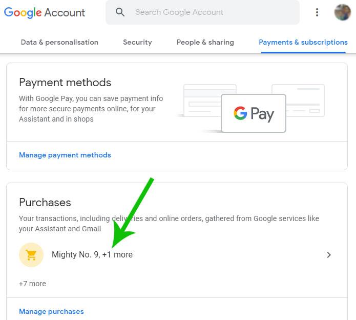 Google Payments: கூகுளுக்கு தெரியாமல் எந்த கொள்முதலும் செய்யமுடியாது