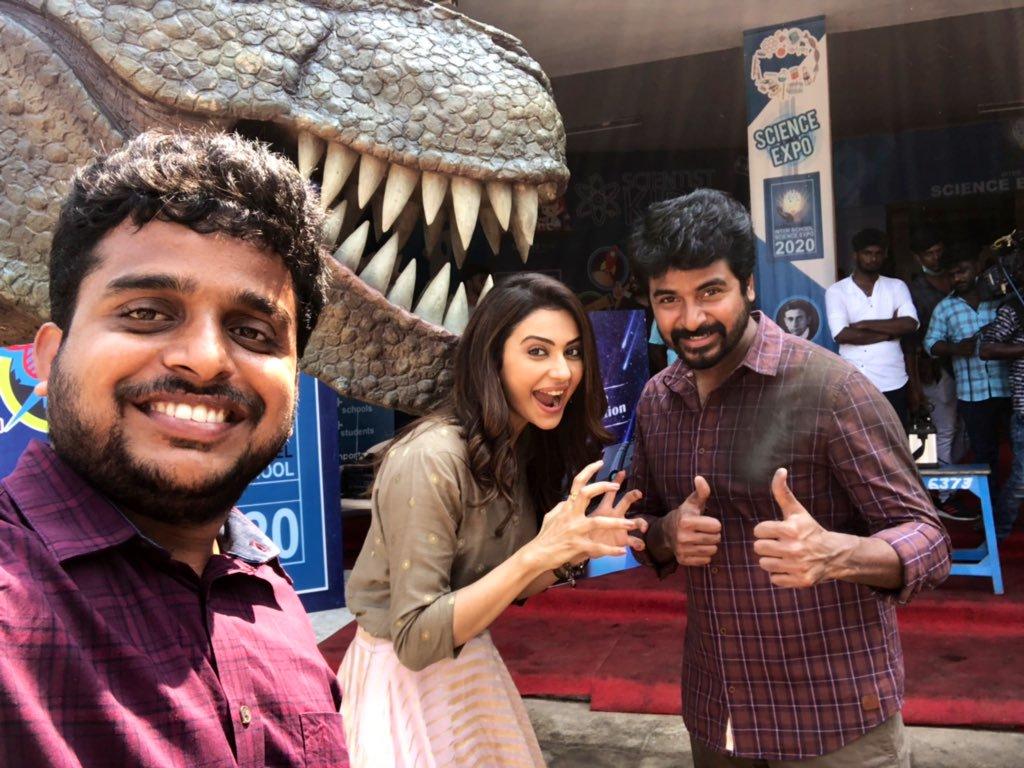 SK Productions: சிவகார்த்திகேயனின் அடுத்த படத்தில் தயாரித்து நடிக்க உள்ளாரா?