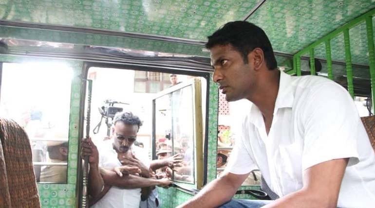 தயாரிப்பாளர் சங்க தலைவர் விஷால் கைது
