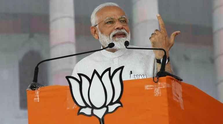 மோடி அமித்ஷா மீதான தேர்தல் நடத்தை விதிமுறை மீறல் வழக்கு