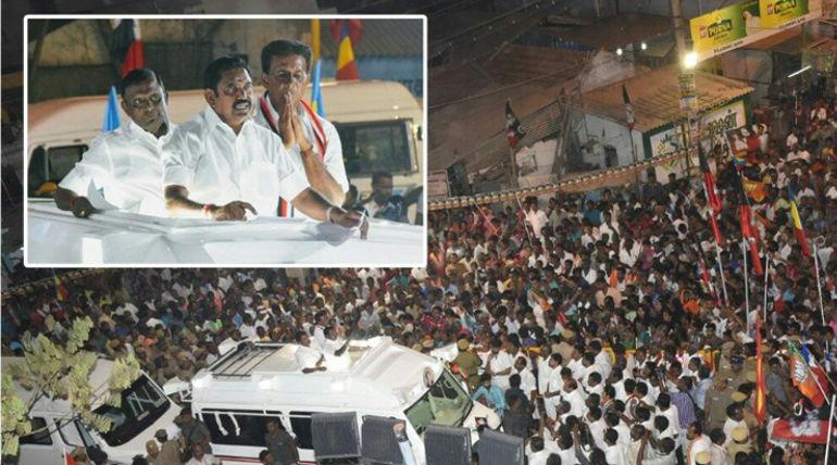 தமிழ்நாடு சட்டசபை தேர்தல் 2019