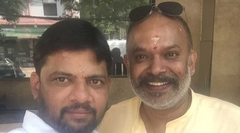 இயக்குனர் வெங்கட் பிரபு, இயக்குனர் சிம்பு தேவன்