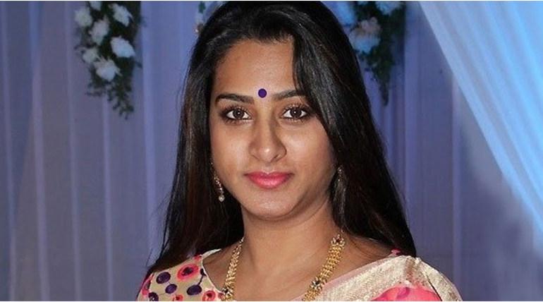 நடிகை சுரேகா வாணி