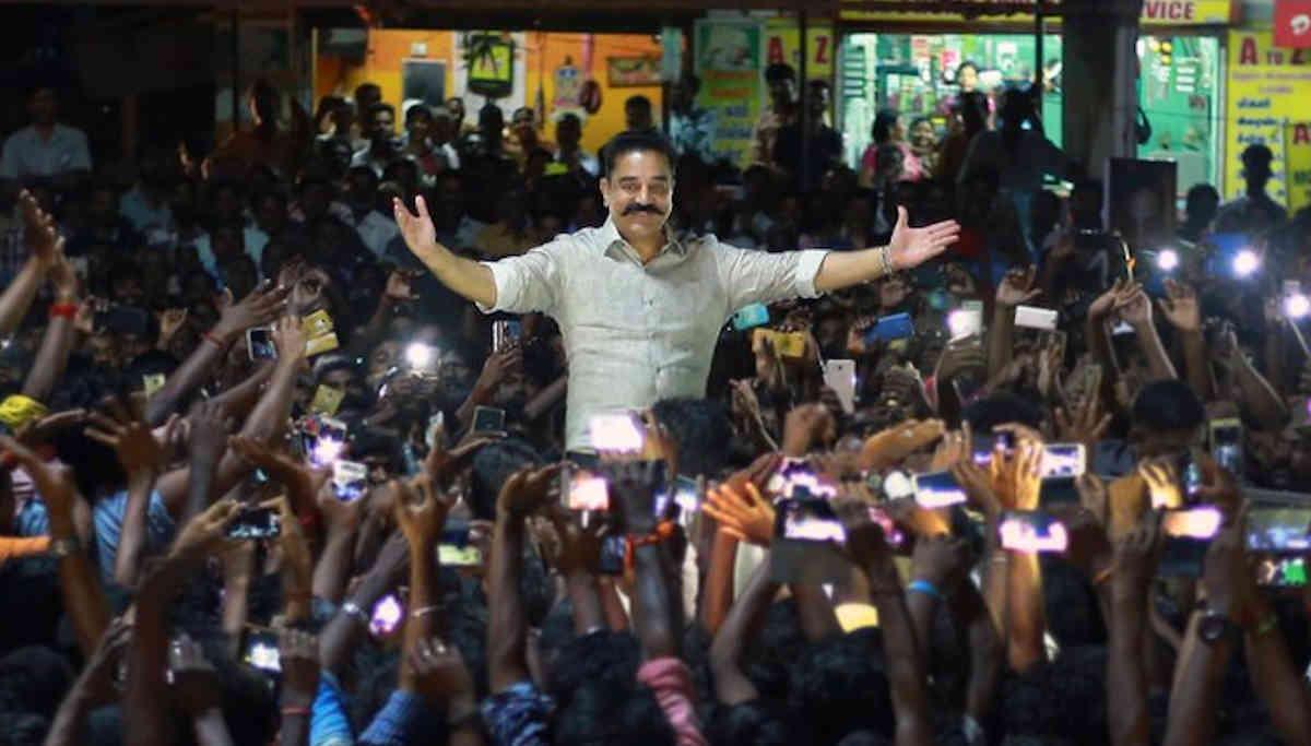 கொரோனா மருத்துவ முகாமாக மாறும் நடிகர் கமல்ஹாசன் வீடு