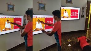 Students Celebration in Tamil Nadu Public Exam Cancellation