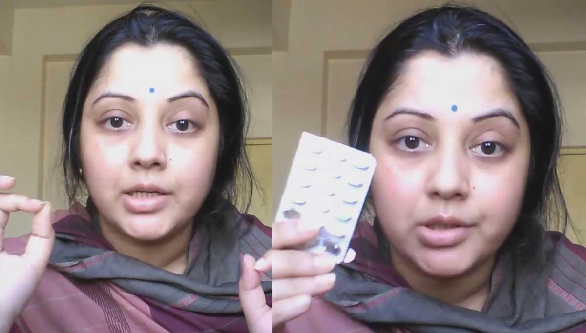 நடிகை விஜயலட்சுமி தற்கொலை முயற்சி
