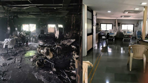 Shrey Hospital, 8 COVID 19 patients die due to fire in Ahmedabad