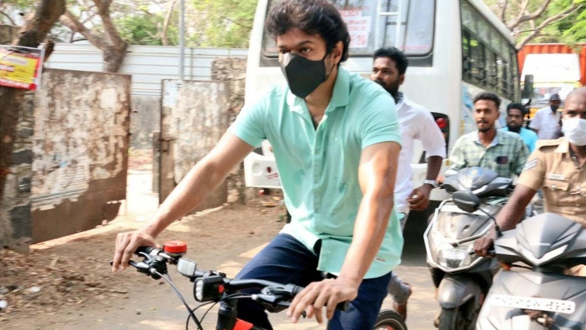 நடிகர் விஜய்