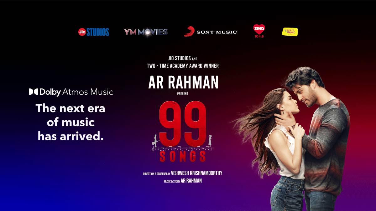 99 சாங்ஸ் தமிழ் படம்